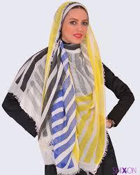 مدل روسری فانتزی